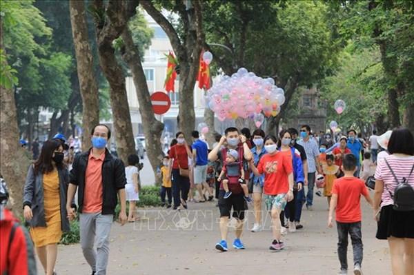 Hà Nội có thêm điểm du lịch không gian đi bộ phía Nam phố cổ và bãi sông Hồng
