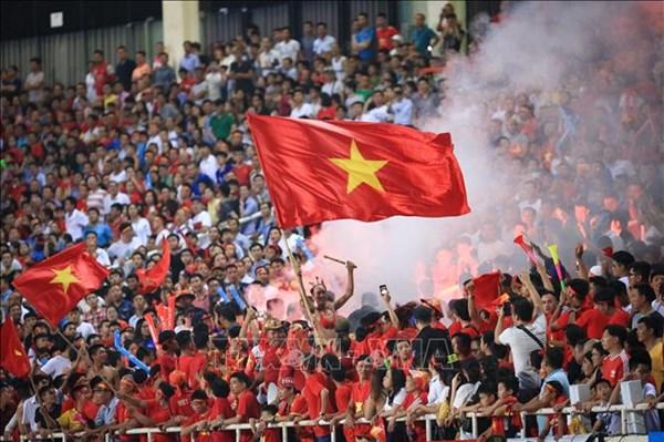 Sân vận động quốc gia Mỹ Đình lọt vào tốp 5 sân tốt nhất của Đông Nam Á