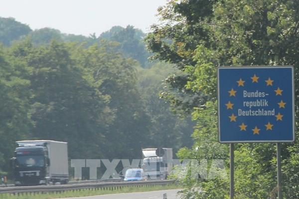 Đức kéo dài lệnh kiểm soát biên giới để chống dịch COVID-19