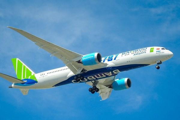 Cuối năm 2020, Bamboo Airways cần nâng đội tàu bay lên 40 chiếc