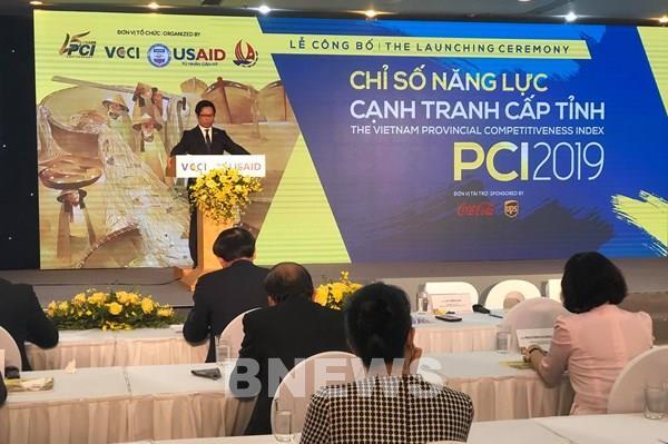 Quảng Ninh năm thứ 3 liên tiếp là quán quân trong Bảng xếp hạng PCI 2019