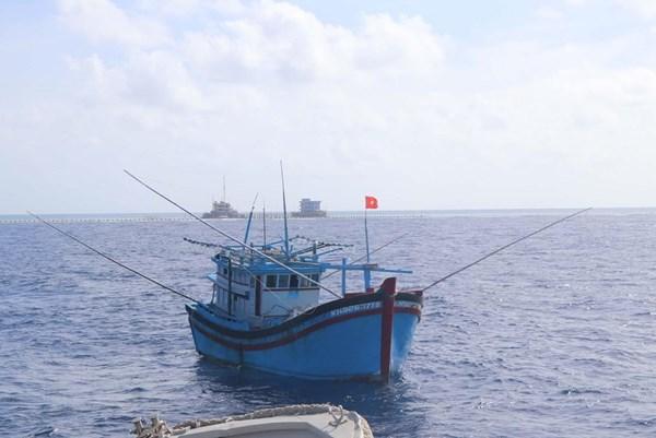 Tổ đội đoàn kết trên biển: Chỗ dựa vững chắc cho ngư dân