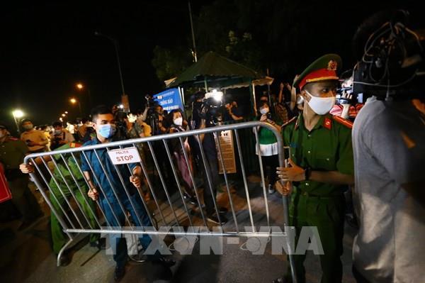 Cập nhật COVID-19 sáng 6/5 ở Việt Nam: 20 ngày không có ca mắc mới
