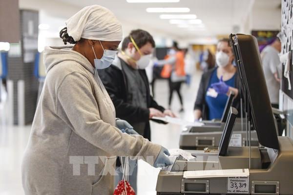 Bầu cử Mỹ 2020: Chuyên gia y tế công cộng kêu gọi Quốc hội tài trợ bỏ phiếu qua bưu điện