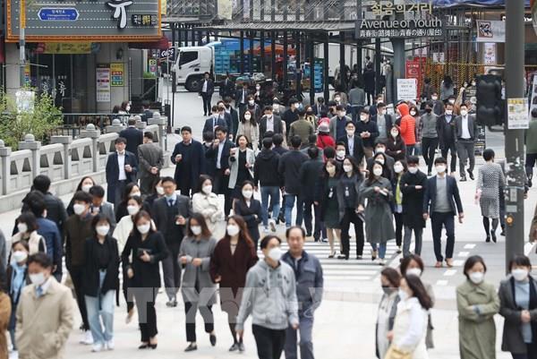 Hàn Quốc: Lượng tiền nhàn rỗi đang tăng cao kỷ lục