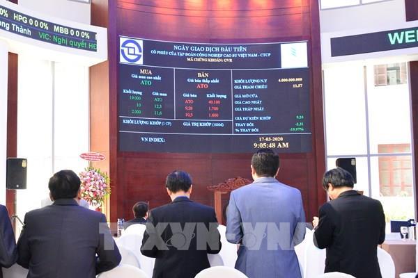 HOSE đưa cổ phiếu CLG vào diện kiểm soát kể từ ngày 12/5