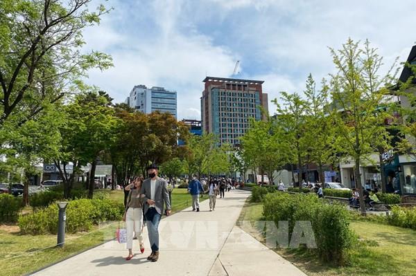 Hàn Quốc mở lại các điểm văn hóa công cộng ở thủ đô