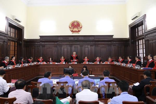 Xét xử giám đốc thẩm vụ án Hồ Duy Hải: Lý giải liên quan vật chứng hung khí cái thớt