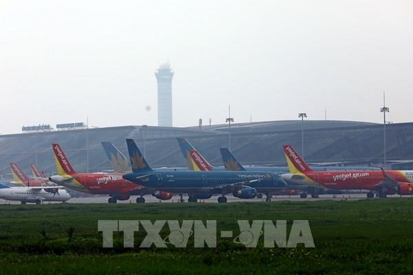 Giảm phí, lệ phí trong một số lĩnh vực dịch vụ hàng không