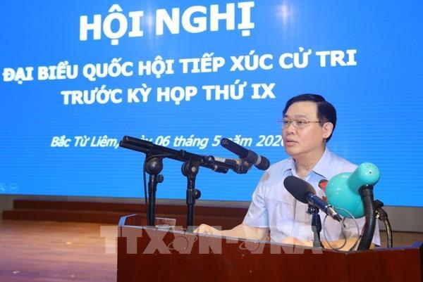 """Bí thư Thành ủy Hà Nội: Cần làm tốt hơn nữa việc chống """"tham nhũng vặt"""""""