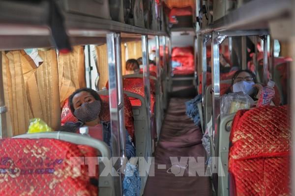 Bộ GTVT dỡ bỏ toàn bộ quy định về giãn cách trong vận tải khách