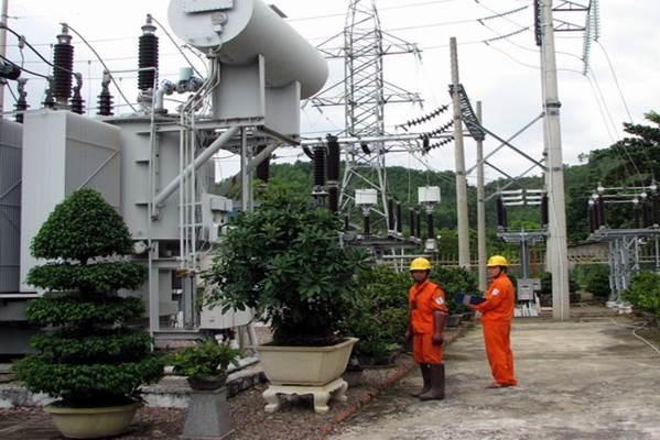 PC Bình Định sẵn sàng tiếp nhận quyền điều khiển máy biến áp 110 kV