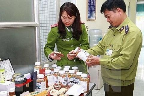 Kiên Giang: Chống gian lận thương mại qua biên giới