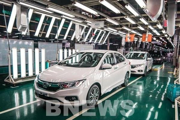 Quy định mới thuế nhập khẩu linh kiện ô tô