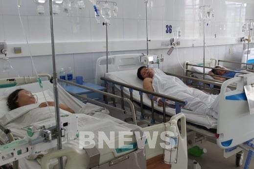 Ít nhất 133 người nhập viện nghi bị ngộ độc thực phẩm chay
