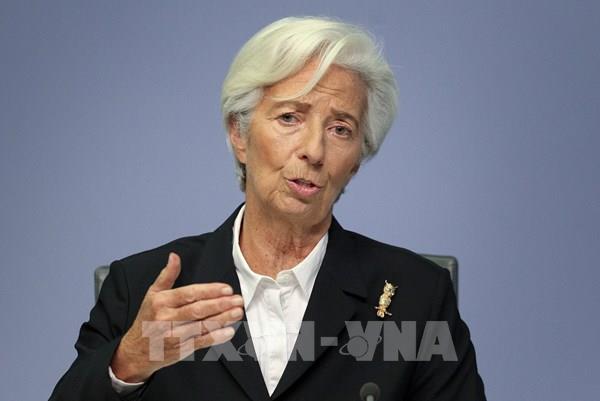 """ECB """"không nao núng"""" trước phán quyết của Đức với chương trình mua trái phiếu chính phủ"""