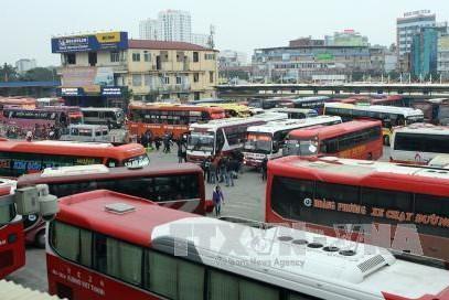 Hà Nội phê duyệt quy hoạch bến xe liên tỉnh quy mô lớn