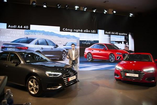 Audi gia hạn thời gian bảo hành xe cho khách do dịch COVID-19
