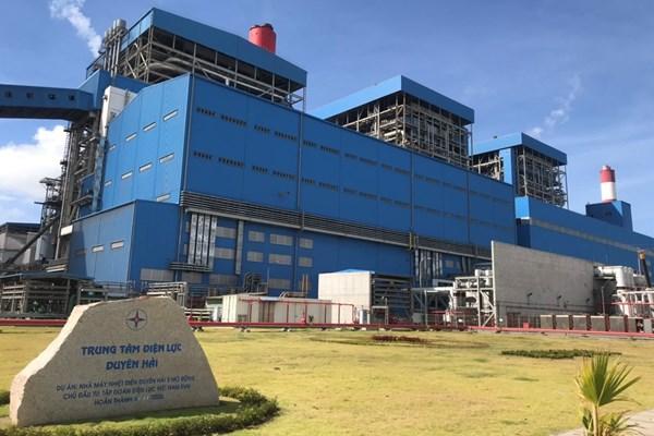 Cho phép đưa Nhà máy Nhiệt điện Duyên Hải 3 mở rộng vào vận hành thương mại