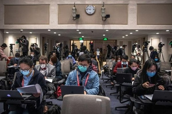 Mỹ siết chặt quy định cấp thị thực đối với các nhà báo Trung Quốc 