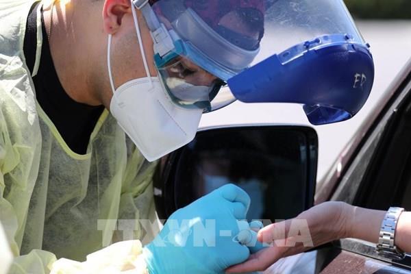 Mỹ: FDA cho phép sử dụng xét nghiệm kháng nguyên virus SARS-CoV-2 đầu tiên