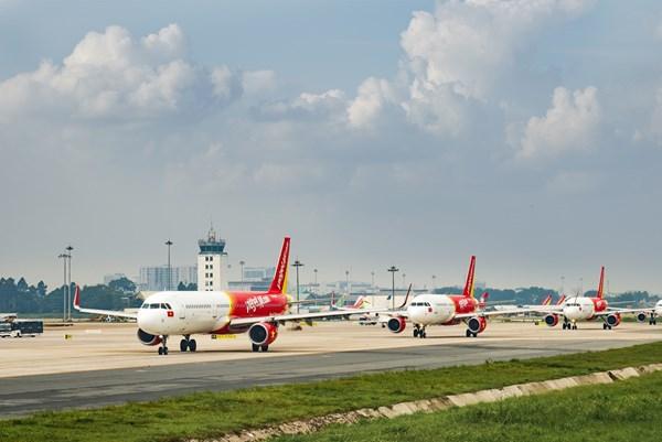 Vietjet Air dành 3 triệu vé ưu đãi giá chỉ từ 18.000 đồng