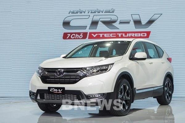 Dịch COVID-19: Doanh số bán xe máy và ô tô của Honda Việt Nam giảm đến 72%