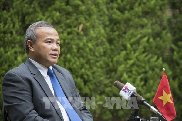 Đại sứ Vũ Hồng Nam: Người Việt tại Nhật Bản bình tĩnh ứng phó với dịch COVID-19