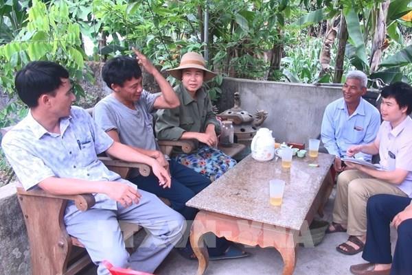 Người dân không nhận tiền hỗ trợ dịch COVID-19 ở Thanh Hóa là tự nguyện