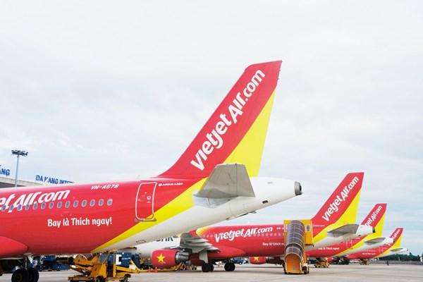 Vietjet Air lập công ty vốn 50 tỷ đồng phục vụ thanh toán trực tuyến