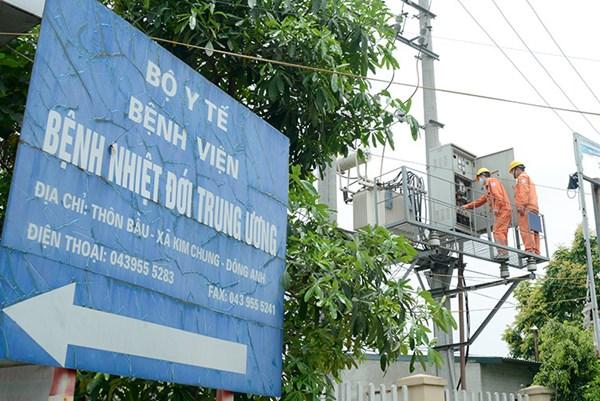 Hà Nội chấp thuận 82 cơ sở thuộc đối tượng miễn giảm tiền điện