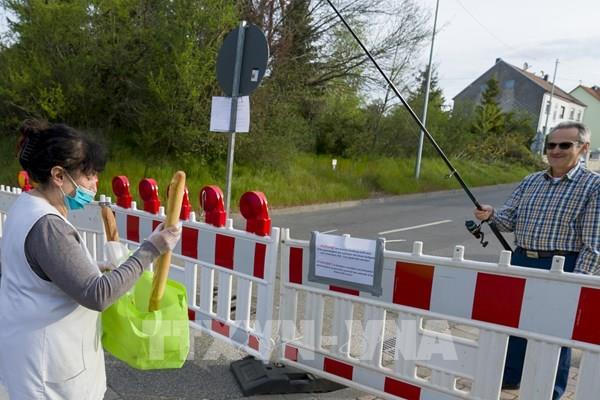 Đức công bố kế hoạch nới lỏng hoạt động kiểm soát biên giới