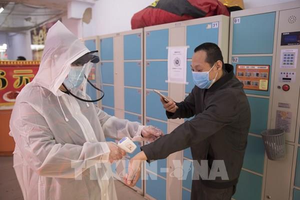 """""""Vé thông hành"""" thời dịch COVID-19 tại Trung Quốc"""