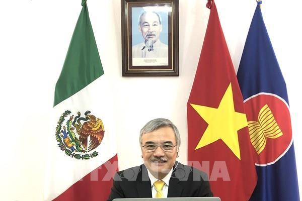 ASEAN và Mexico trao đổi kinh nghiệm phòng, chống dịch COVID-19