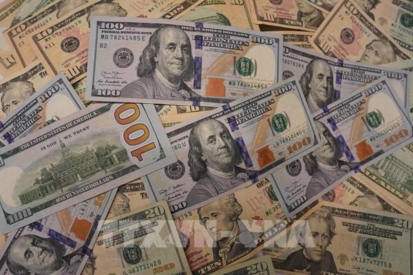 Mỹ thâm hụt ngân sách cao kỷ lục trong tháng 6