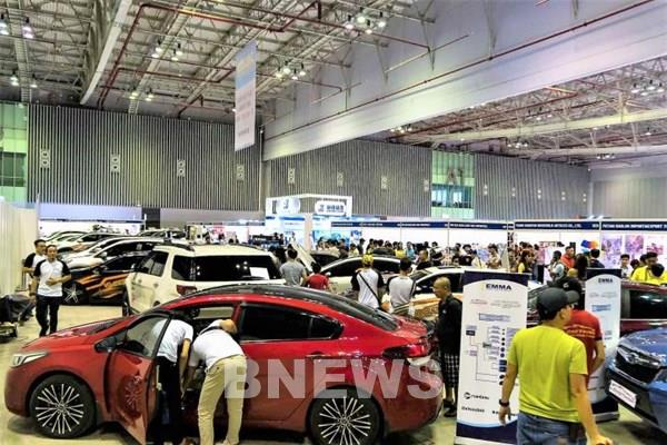 Triển lãm quốc tế Saigon Autotech lùi thời gian tổ chức vào tháng 12