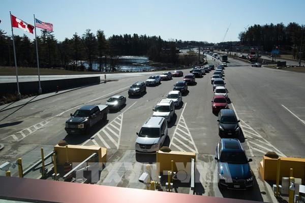 Biên giới Canada-Mỹ có thể tiếp tục đóng cửa đến hết ngày 21/6
