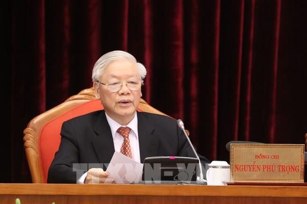 Tổng Bí thư: Ban Chấp hành Trung ương Đảng khóa XIII phải là một tập thể thật sự đoàn kết