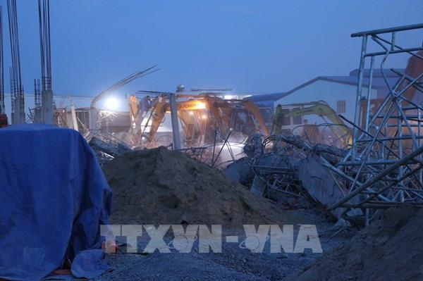 Thủ tướng yêu cầu khẩn trương khắc phục hậu quả vụ tai nạn lao động ở KCN Giang Điền