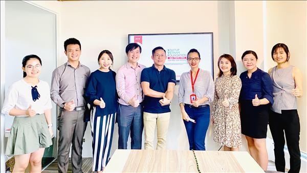 Tạo lập hệ sinh thái khởi nghiệp và đổi mới sáng tạo cho cộng đồng Việt Nam tại Australia