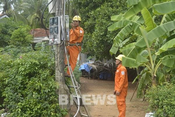 Bình Định chậm bàn giao lưới điện hạ áp nông thôn
