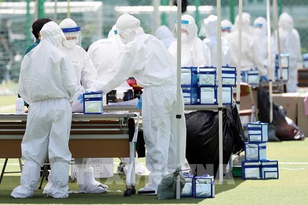 Hàn Quốc ghi nhận thêm 15 ca nhiễm COVID-19
