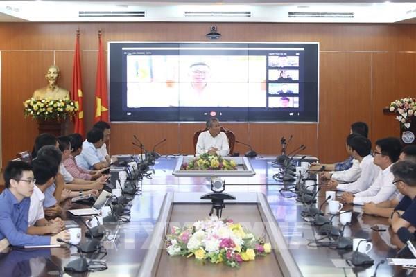 Khai trương nền tảng Zavi - nền tảng hội nghị trực tuyến đầu tiên của Việt Nam