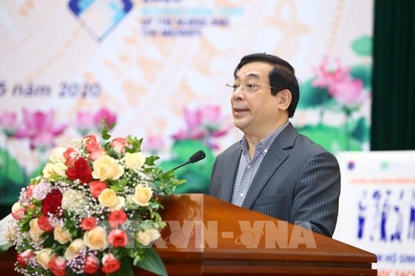 Việt Nam chia sẻ kinh nghiệm ứng phó dịch COVID-19 với Viện Hoa Kỳ-châu Á