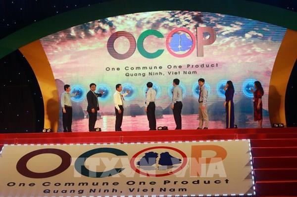 Chương trình Mỗi xã một sản phẩm: Khai mạc hội chợ OCOP Quảng Ninh