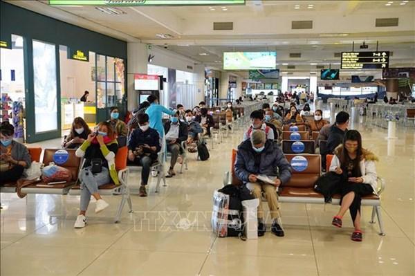 Đề xuất bỏ giãn cách tại nhà ga nội địa ở các sân bay