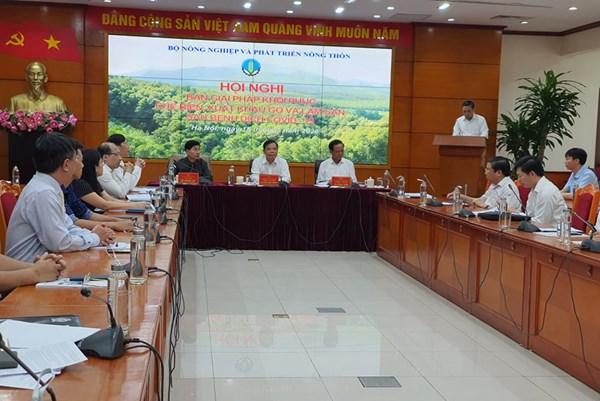 Bốn nhóm giải pháp lớn cho tăng trưởng xuất khẩu gỗ và lâm sản