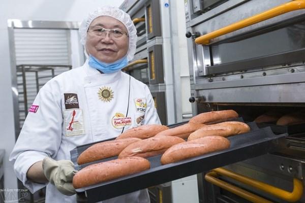 Doanh nhân Kao Siêu Lực và bánh mì 'độc nhất vô nhị' ở Việt Nam