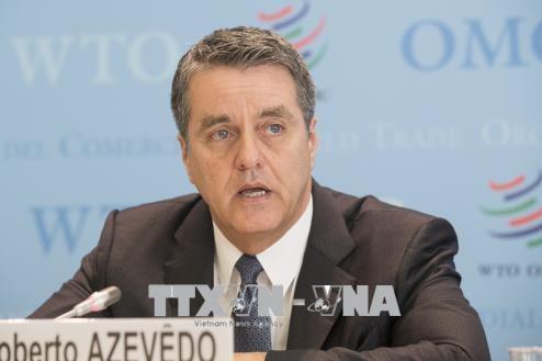 Tổng Giám đốc WTO thông báo từ chức