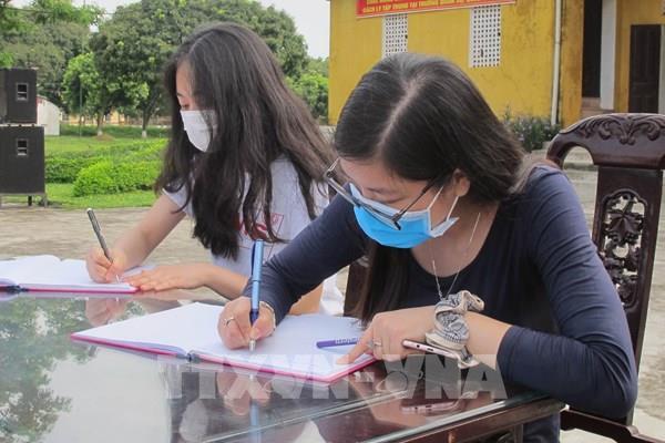 Ninh Bình bàn giao 268 công dân hoàn thành thời gian cách ly tập trung